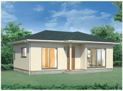 平屋建住宅の特徴