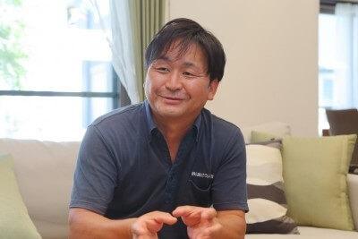 スズキハウスの職人さんインタビュー♪〜(株)庭どうらく工房 渡瀬賢司【後編】〜