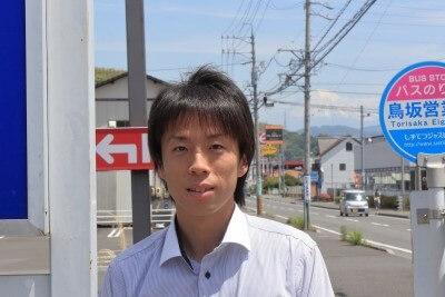 スタッフ紹介:静岡営業所 川合 翔太【前編】
