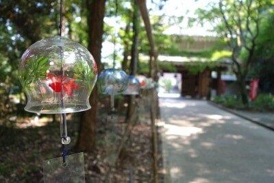 夏休みのおでかけに!袋井の「遠州三山風鈴まつり」を歩いてみました♪