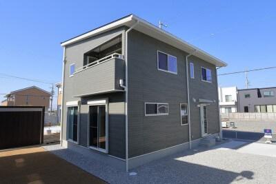 もうすぐ完成の新・分譲住宅♪〜シンフォニータウン篠原坪井26号地〜