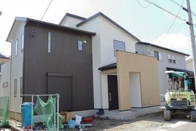 2×4住宅ができるまで〜シンフォニータウン磐田西の2×4が間もなく完成!〜