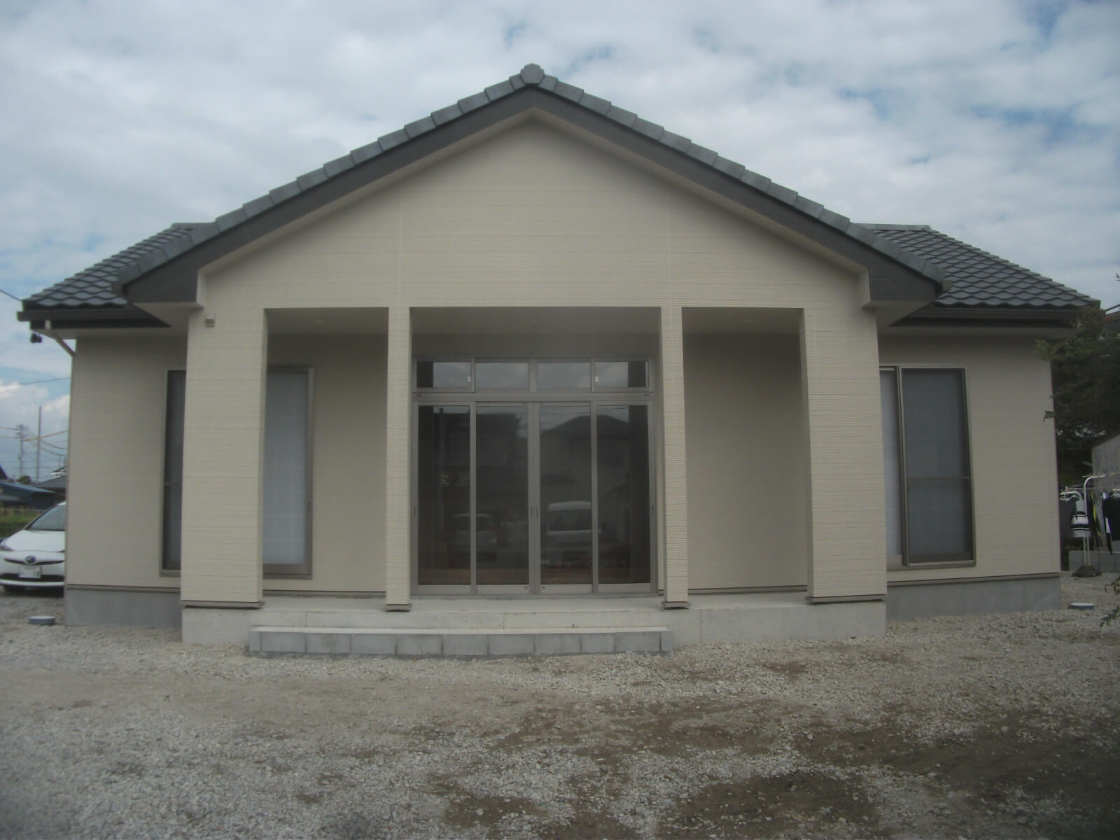 お寺を建てていただきました。完成編
