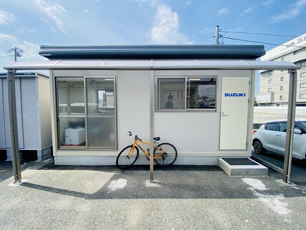 【施工事例】鉄鋼系連棟ハウス ジュネス JFC1530S